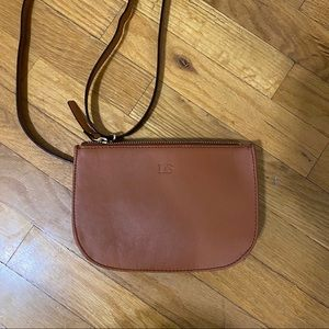 Lo & Sons Small Leather Purse